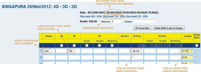 Cara Bermain 3D