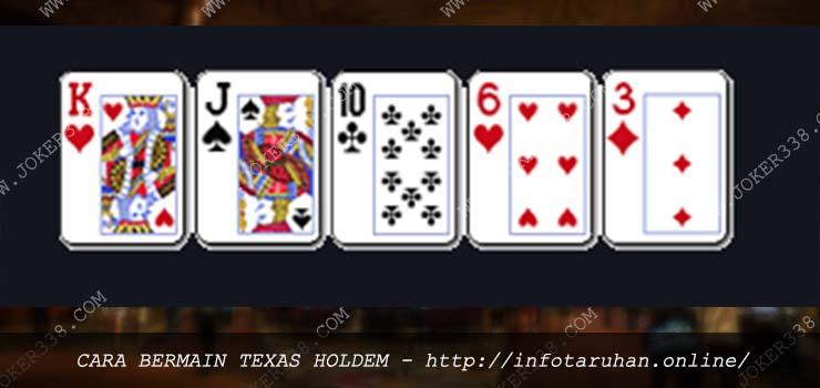 Cara Bermain Texas Poker 17a